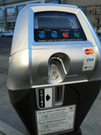 "SF parking meter - an example of an IP enabled ""thing"""