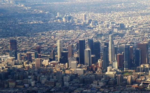 Urban sprawl
